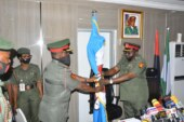 Nigeria: New DAPR Takes Over at Army Hqrts