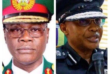 NIGERIA: Global Peace Group Hails Army Chief, IGP Over War On Terror
