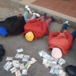 Police In South Africa Arrests 3 Suspects For Money Laundering… Confiscates Over Sixty SASSA Cards, vehicle