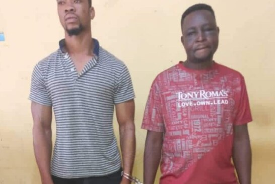 GHANA: Court Jails 2 Robbers 12 Years For Car, iPhones, Cash Theft… As Police Arrests 2 Suspects For Kidnapping