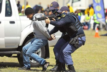 SOUTH AFRICA: Police Arrests 760 Suspects For Various Crimes In Two Provinces… Launches Safer Festive Season In Khayelitsha
