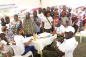 NIGERIA: Cross Riverians Enjoy Free Medical Care As Army Flags-Off Exercise STILL WATER