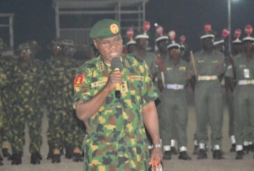 Nigerian Army Chief Charges Troops To Remain Vigilant