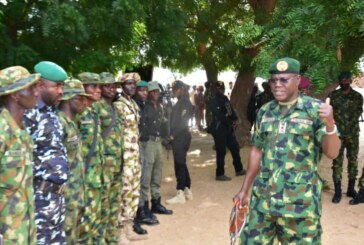 NIGERIA: Gov. Tambuwal Vows To Support Nigeria Army Against Insecurity… Seeks Review Of Operations In Northwest By Army Chief