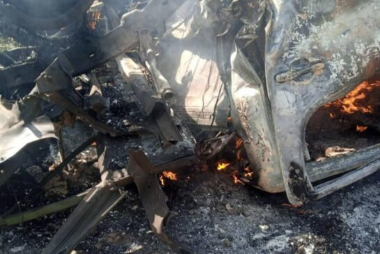 NIGERIA: Troops Exterminate ISWAP/BHTS In Encounter… 4 Terrorists Killed In IED Explosion.