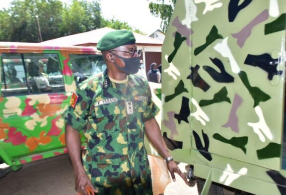 NIGERIA: Kebbi Gov. Says Army Operations Boosting Agricultural Activities