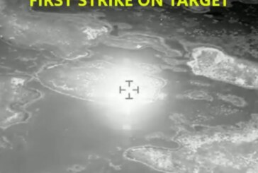 AFRICA: NAF Sustains Attack Against Terrorists Around Lake Chad… Eliminates Many Terrorists In 20 Boats